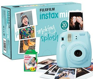 Fujifilm-Instax-Mini-8-Camera-with-20-Shots-Blue-0