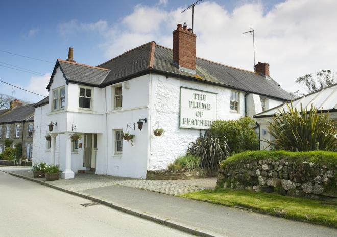 Our Stay at the Plume of Feathers